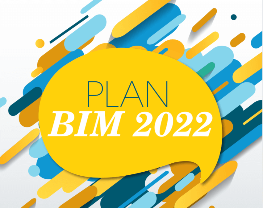 Lancement du plan BIM 2022