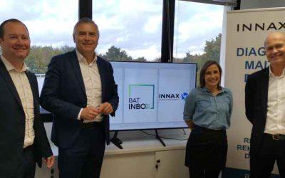 Partenariat INNAX avec BATINBOX