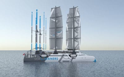 Partenariat INNAX France avec The SeaCleaners