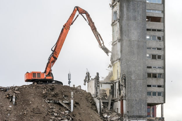 Privilégier la déconstruction à la démolition