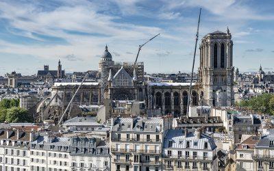 Les actions de la Ville de Paris contre la pollution au plomb après l'incendie de Notre-Dame