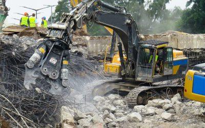 Les précisions de la loi Agec concernant les déchets du bâtiment
