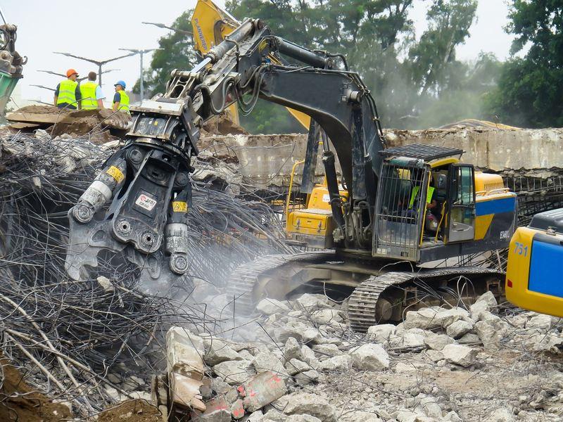 Loi AGEC recyclage déchets bâtiment