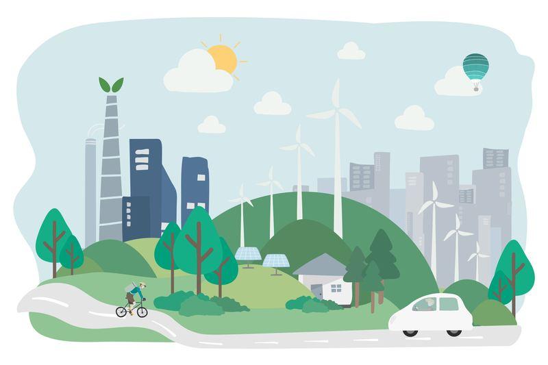 Transition écologique du bâtiment