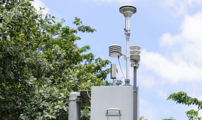 Capteurs qualité de l'air