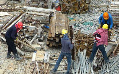 La valorisation des déchets, un enjeu majeur pour la construction